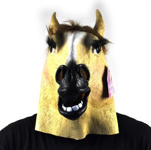 Lady Horse - Lifesize Head Mask Thumbnail 5