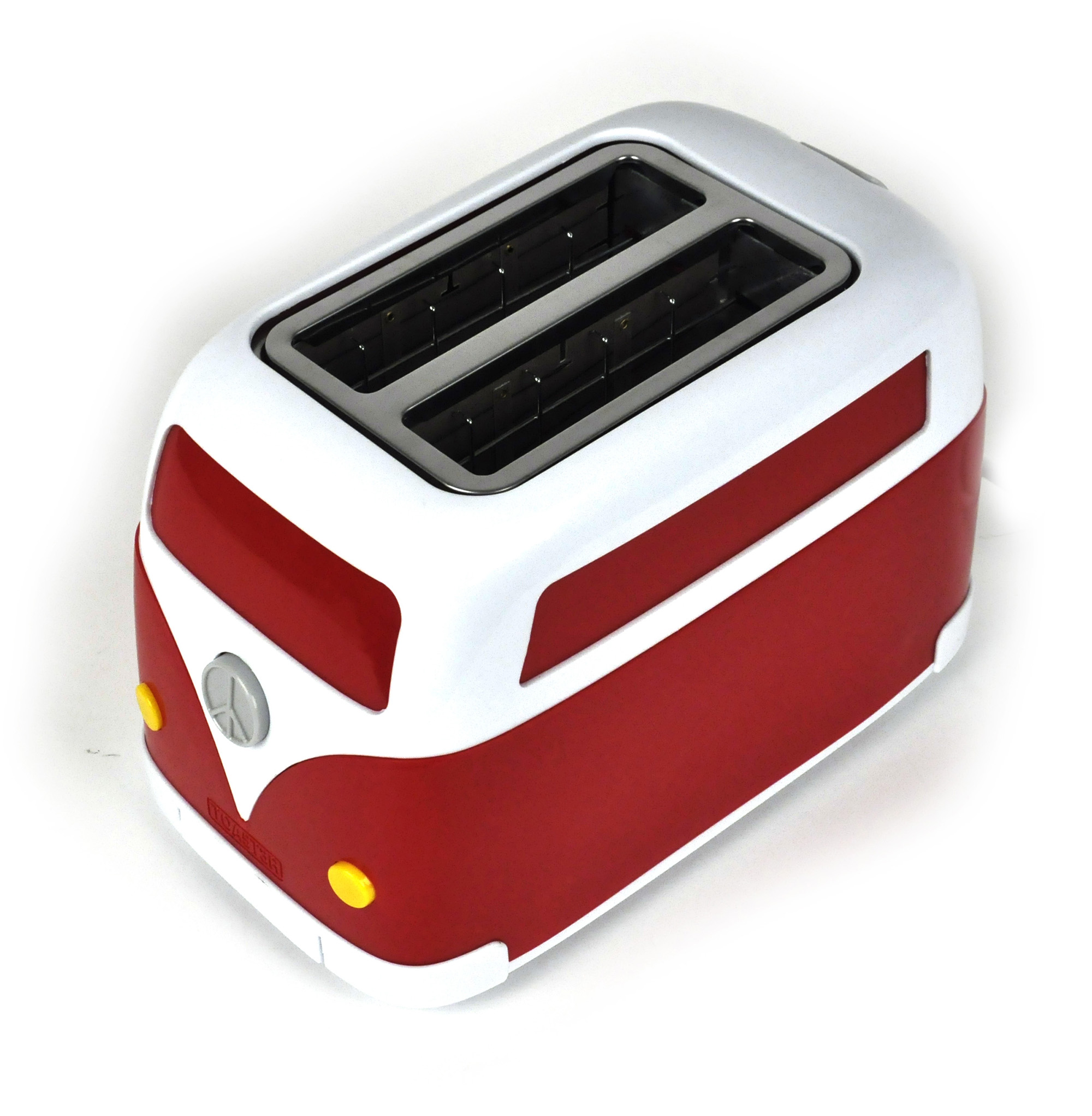 Mini Toaster For Camper ~ Volkswagen camper toaster pink cat shop