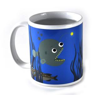 Under the Sea - Heat Change Morph Mug Thumbnail 1