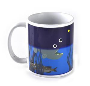 Under the Sea - Heat Change Morph Mug Thumbnail 2