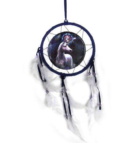 "Unicorn Spirit / Dream Catcher - 15cm / 6"""