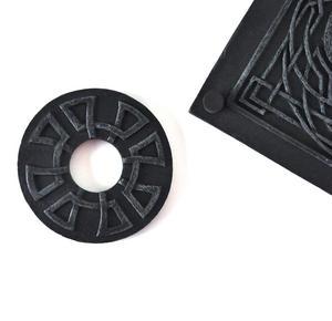"Ouija Board - Prestige 41cm / 16"" Spirit Board Rectangle Edition With Plate Glass Thumbnail 2"