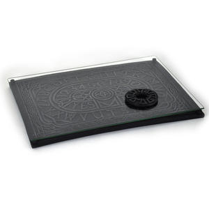 "Ouija Board - Prestige 41cm / 16"" Spirit Board Rectangle Edition With Plate Glass Thumbnail 5"