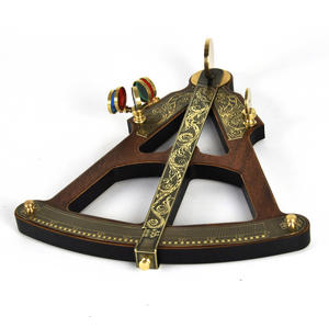 Sextant - Hemispherium Antique Scientific Instrument Thumbnail 2