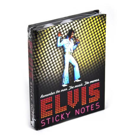 Elvis Presley - Sticky Notes Set