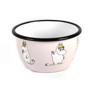 Moomin Snork Maiden Muurla Enamel Bowl Thumbnail 2