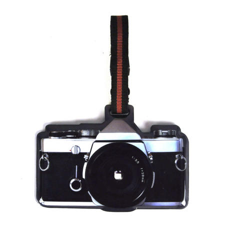SLR Camera Luggage Tag