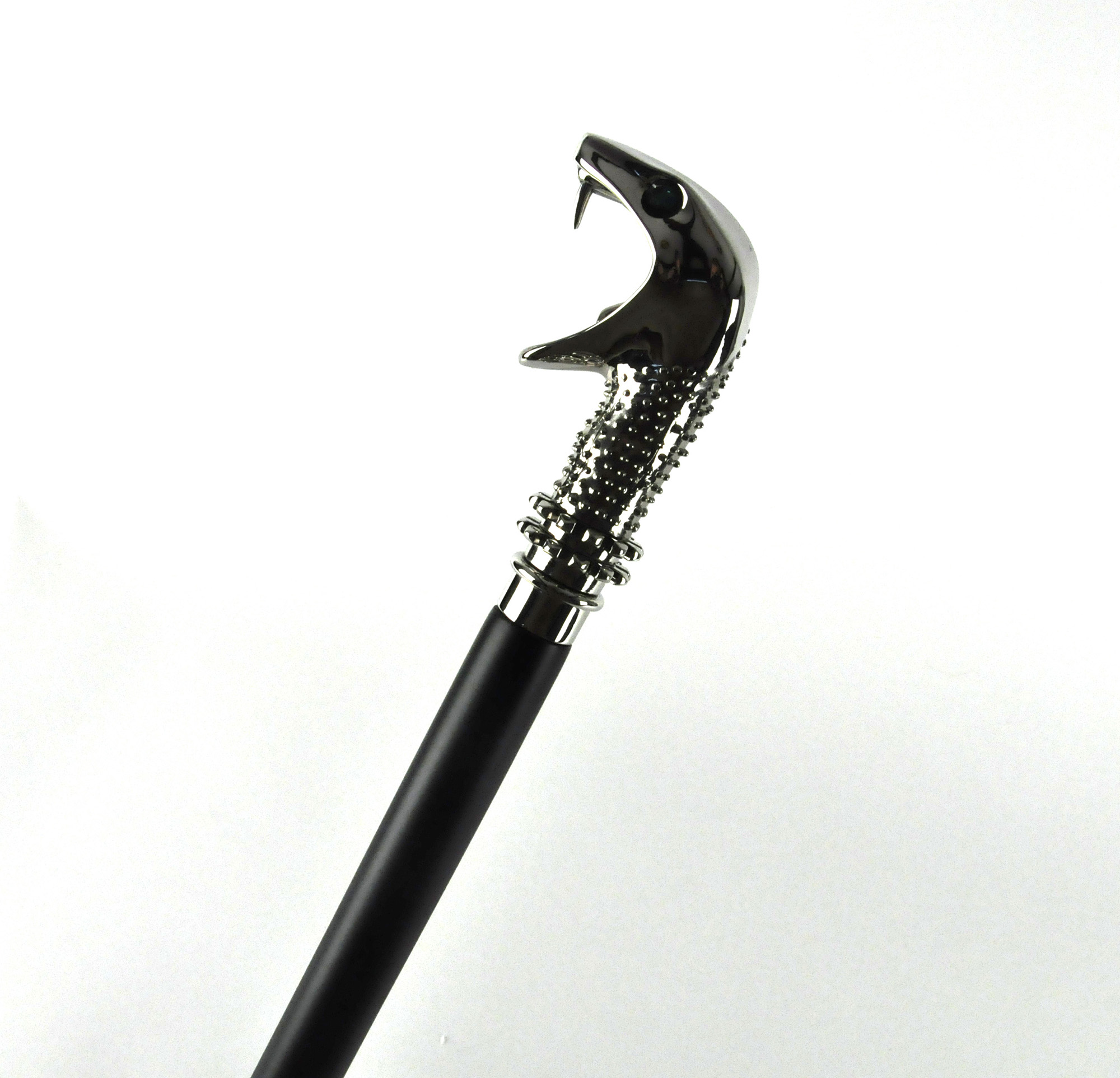 Harry potter lucius malfoy walking stick with concealed for Farbideen wand