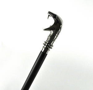 Harry Potter - Lucius Malfoy Walking Stick with Concealed Magic Wand Thumbnail 6