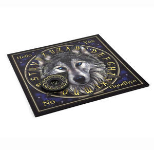 "Wolf Spirit Board - 36cm / 14"" Ouija Board and Pointer Thumbnail 2"