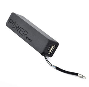 High Capacity Power Bank Charger - Black Pocket Power