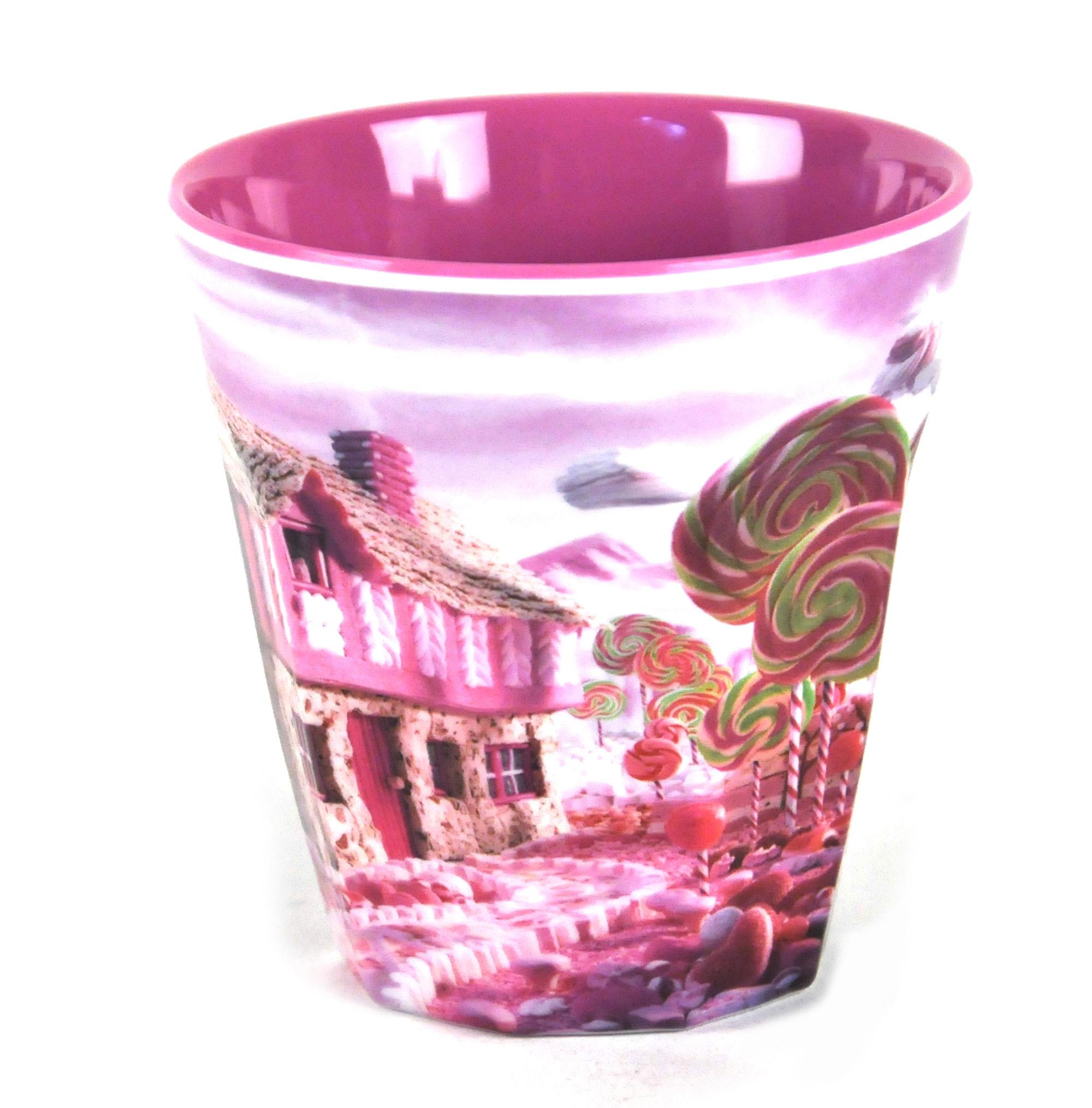 Carl warner tasse de caf avec motif maison de biscuit et bonbon ebay - Maison en biscuit et bonbons ...