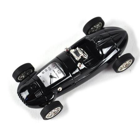 Vintage Classic Racing Car Quartz Clock