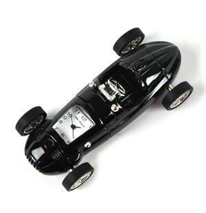 Vintage Classic Racing Car Quartz Clock Thumbnail 3