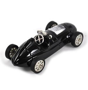Vintage Classic Racing Car Quartz Clock Thumbnail 5