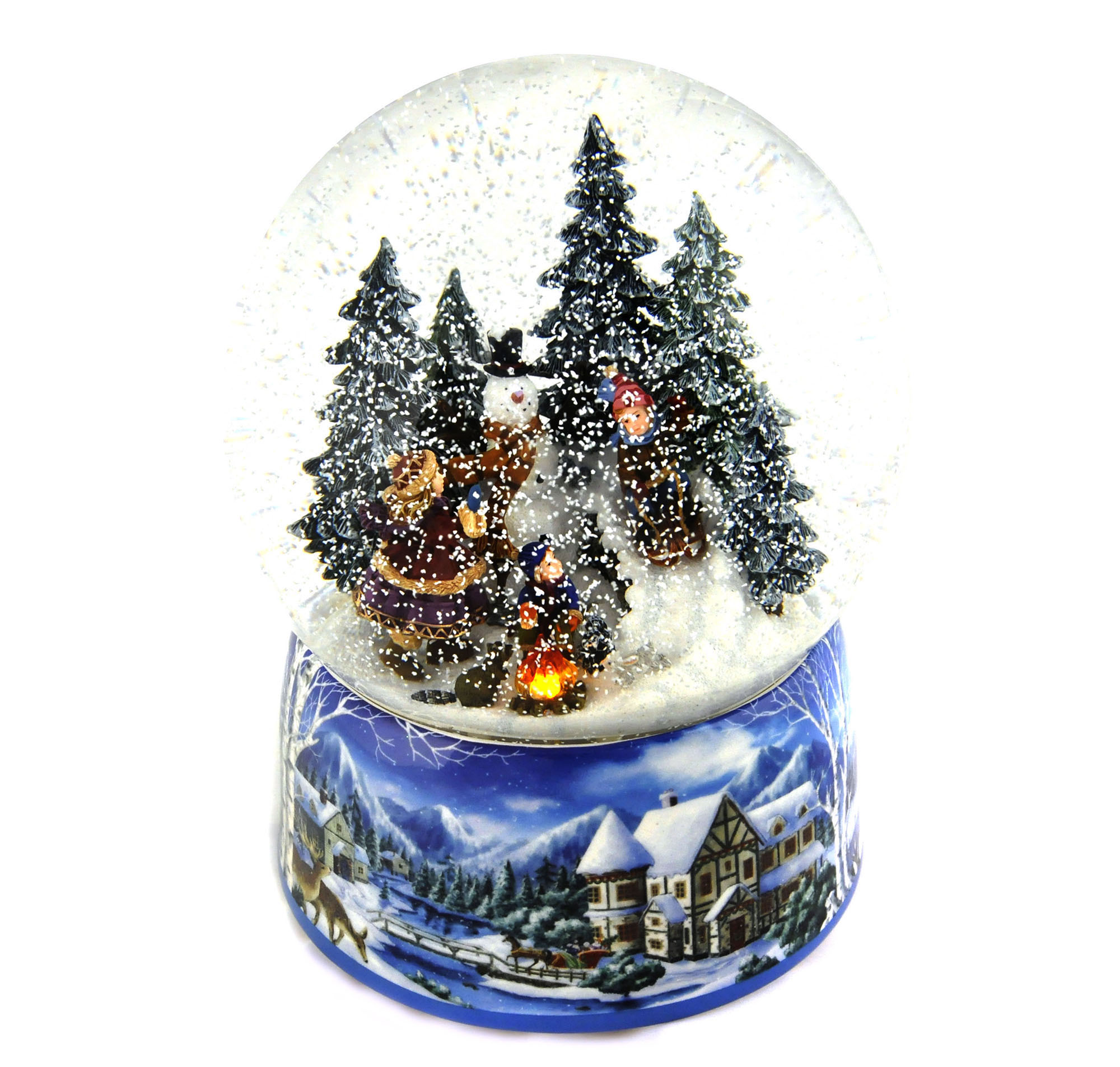 Christmas Light Up Gift Boxes