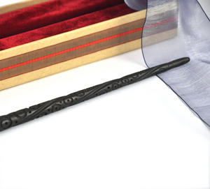 Harry Potter Replica Sirius Black Wand with Ollivanders Box Thumbnail 7