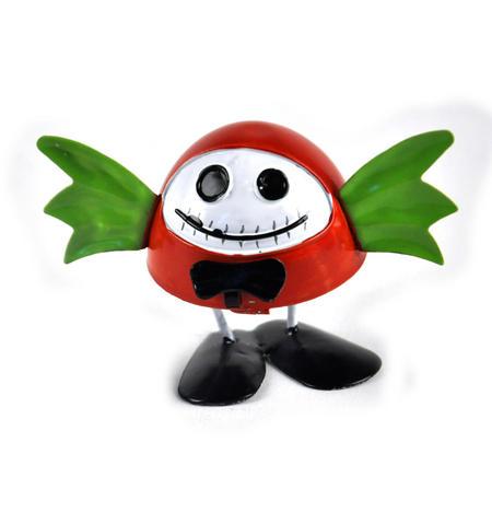 Happy Zombie - Springy Spooky Wobbler
