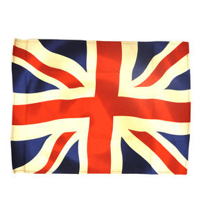 Union Jack Flying Flag Tea Towel
