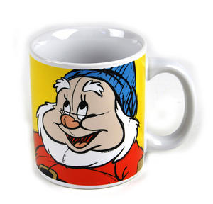 Snow White and the Seven Dwarfs - Happy Mug Thumbnail 1