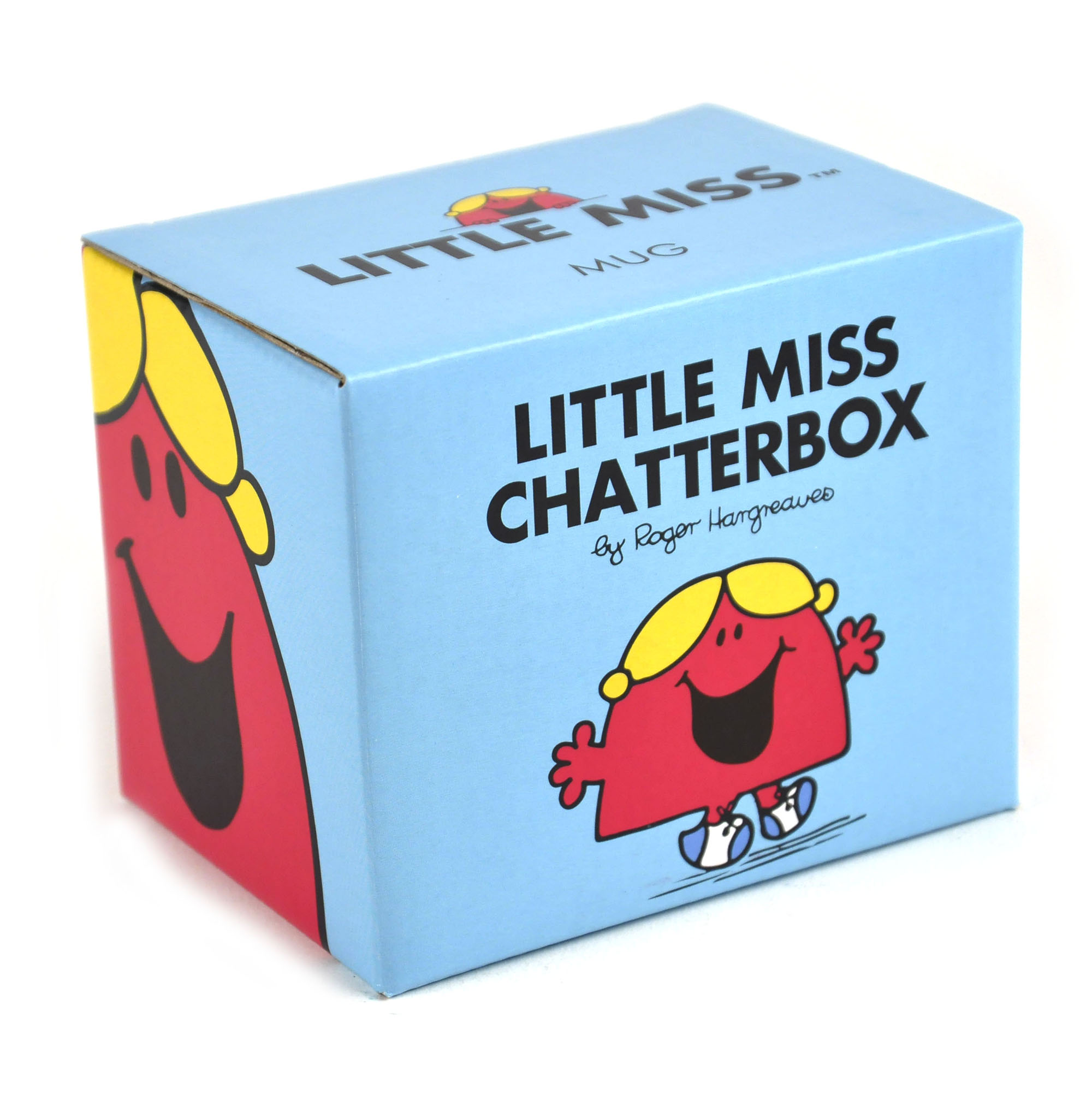 Little Miss Chatterbox 2 Mugs - Hot Girls Wallpaper