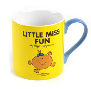 Little Miss Fun - Full Colour Mr Men And Little Miss Mug Collection Thumbnail 1