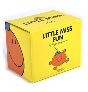 Little Miss Fun - Full Colour Mr Men And Little Miss Mug Collection Thumbnail 2