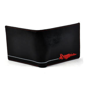 Royal Air Force Red Arrows Silhouette Leather Wallet