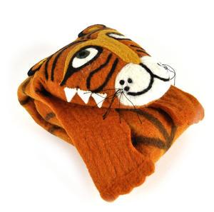 Tiger Super Felt Rug Thumbnail 4