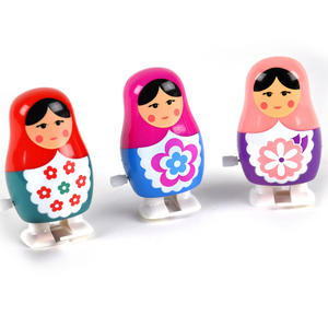 Clockwork  Racing Wind Up Russian Doll Matrioshka Babushka - Random Designs Thumbnail 4