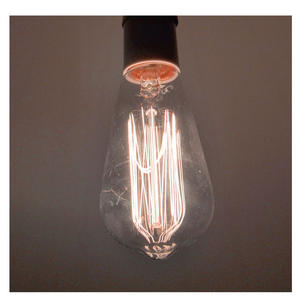 "Vintage Element Light Bulb - ABC 2502 - Clear Glass 40 Watts - 6cm / 2.5"" Thumbnail 2"