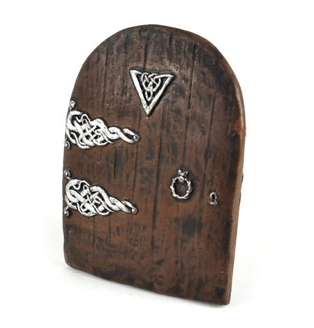 "15cm / 6"" Large Magical Fairy Door  - Fiddlehead Fairy Garden Collection"