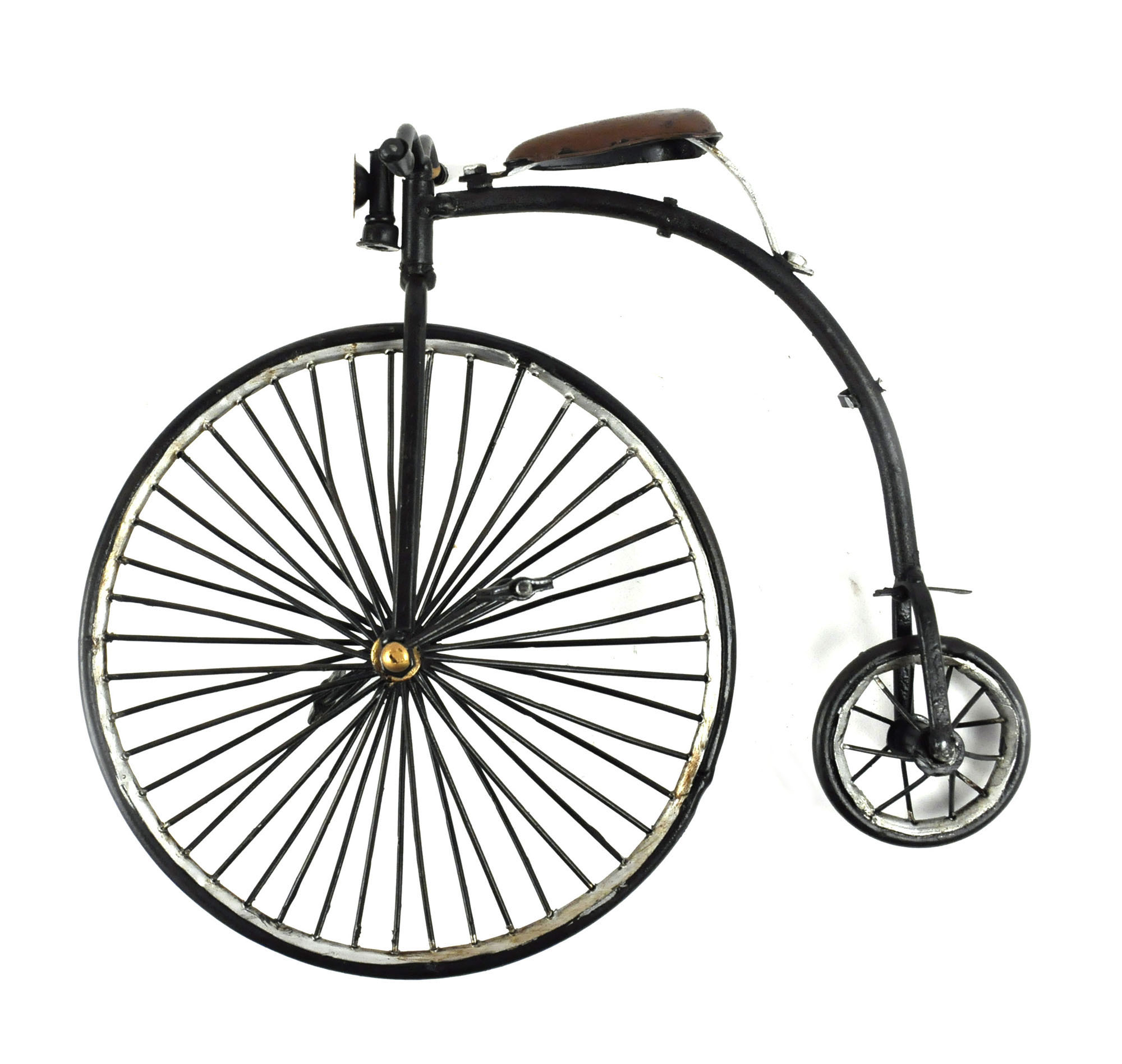 Penny Farthing 1:12 Scaled Replica Model | Pink Cat Shop