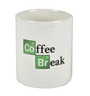 Breaking Bad Coffee Break Heisenberg Mug Thumbnail 1