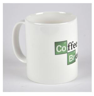 Breaking Bad Coffee Break Heisenberg Mug Thumbnail 2