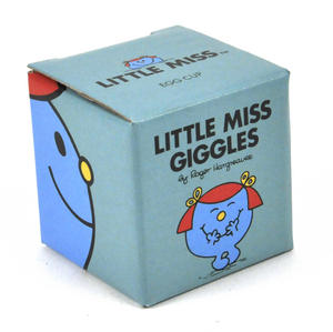 Little Miss Giggles Egg Cup - The Mr Men And Little Miss Collection Thumbnail 2