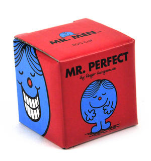 Mr Perfect Egg Cup - The Mr Men And Little Miss Collection Thumbnail 3