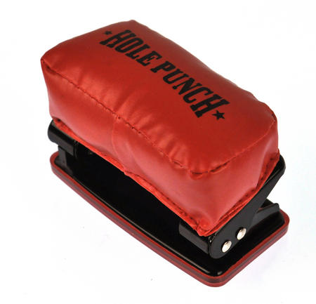 Boxing Glove  Hole Punch