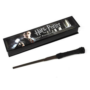 Harry Potter Replica Harry Wand with Illuminating Tip Thumbnail 1