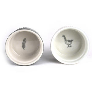 Round Ramekin Set  - The Mary Berry Collection Thumbnail 1
