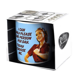 I Can Only Please One Person a Day. Today I Choose Me Mug Thumbnail 2