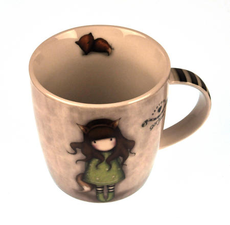 Gorjuss Mug - The Fox