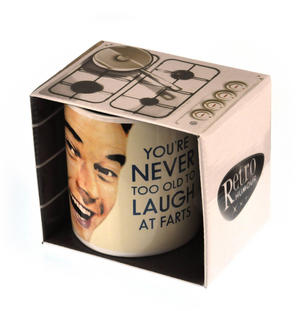 You Are Never Too Old To Laugh At Farts Mug Thumbnail 2
