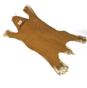 Prince the Corgi Dog Super Felt Rug Thumbnail 4