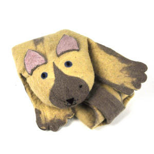 Suki the Cat Super Felt Rug Thumbnail 5