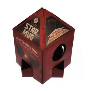 The Star Mug - Stars at Night Sky Heat Change Mug Thumbnail 2