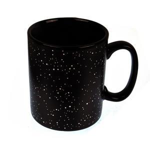 The Star Mug - Stars at Night Sky Heat Change Mug Thumbnail 3