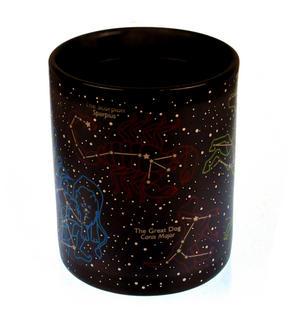 The Star Mug - Stars at Night Sky Heat Change Mug Thumbnail 5