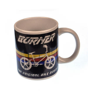 Burner - The Original BMX Bandit Classic Bike Mug Thumbnail 1