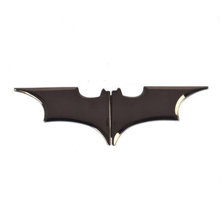 Batman Batarang Gunmetal Money Clip